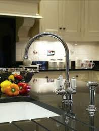 perrin rowe lifestyle: courtesy of perrin amp rowe we saw many variants of the good old kitchen sink