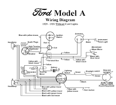 1929 ford electrical wiring wiring diagrams free wiring schematics at Ford Electrical Wiring Diagrams