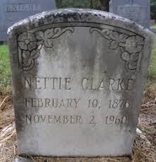 Nettie Clarke (1876-1960) - Find A Grave Memorial
