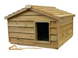 heated outdoor cat house large dog houses luxury extra insulated cedar small decorating bedrooms on a