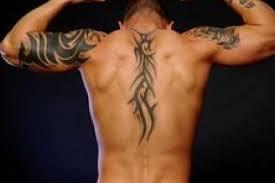мужские тату на спине татуировки 51 фото