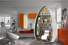 private library furniture type small home library design and ideas