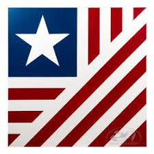 Old Glory Barn Quilt - 3 foot square , & Old Glory Barn Quilt - 3 foot square Adamdwight.com