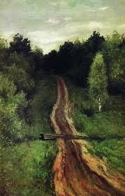 Образы дорог и путей в живописи Левитан изображает дорогу дороги в искусстве живопись и образы пути
