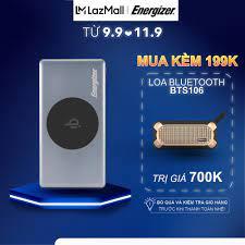 Loa Bluetooth di động Energizer BTS 061 - Hàng chính hãng, Bảo hành 2 năm 1  đổi 1