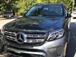 2018 mercedes benz gls. perfect benz inside 2018 mercedes benz gls