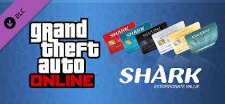 Gta Online Shark Cash Cards On Steam