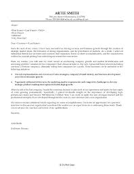 Sample Of Business Cover Letter Resume Sample Directory