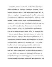 eng prairie state college course hero 3 pages essay on witness character development