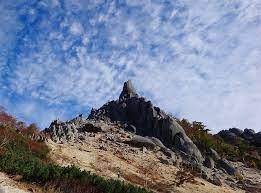 鳳凰 三山 山小屋