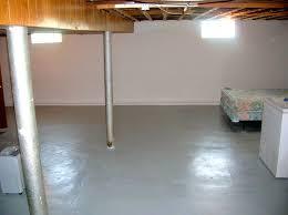 basement concrete floor paint kit