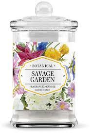 <b>Свеча ароматическая</b> в стекле Дикий сад (<b>Wax Lyrical</b>) - купить в ...