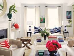 Leopard Chairs Living Room Superb Eclectic Living Room With Clear Modern Coffee Table Design
