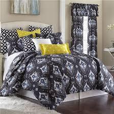 blue falls comforter set super king