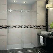 delta sliding shower doors pivot shower door tub doors how to install glass enclosure medium size