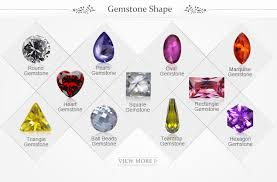 Tourmaline Color Chart New Arrival Pear Cut Gemstone Mix Colors Synthetic