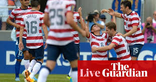 USA 5-1 El Salvador - as it happened | Football | The Guardian