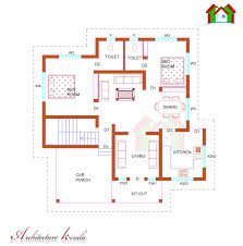 Winsome Ideas 1500 Sq Ft House Plans Kerala Style 4 With Photos Of