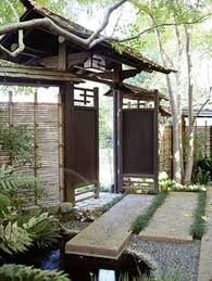 japanese fence design. Bamboo Japanese Fence Design For Unique Home Ideas With Pebble Decoration Natural