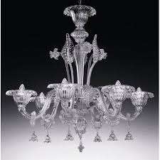 get ations cristalstrass murano crystal doge 6 light chandelier
