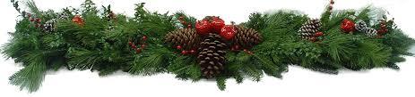 Nobby Design Live Garland Christmas Decor Impressive Fresh Blue Ridge  Mountain Wreaths Centerpieces Decorations ...