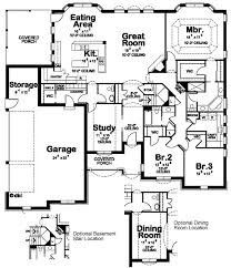 219 best blueprints images on pinterest house floor plans, home Southern Living Vintage Lowcountry House Plans mcallister amvic icf version 42027amv french country home plan at design basics One Story House Plans Southern Living