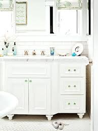 bathroom vanities cottage style. White Cottage Bathroom Vanity Beautiful Style Bathrooms A Blog Makeover The Inspired Room Ideas Small Vanities