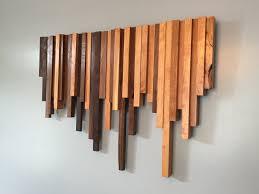 creative wood wall art decor