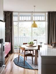roundrugunder kitchen dining table Kitchen Inspo Pinterest
