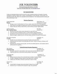 Resume Templates Word 2018