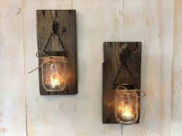 rustic candle sconces inspect home within rustic candle wall sconces decorating