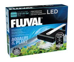 Fluval Plant Nano Light Amazon Com Fluval Nano Aqua Life And Plant Performance Led