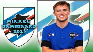 MIKKEL DAMSGAARD ○ Sampdoria ○ 2021 ○ Skills & Goals ᴴᴰ - YouTube