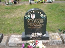 Gisborne District Council - Cemetery Database - Delia Clarice Cottle