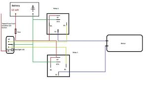 12 volt 4 pin relay wiring diagram images to wire a 12 volt relay wiring diagram wiring diagram collections