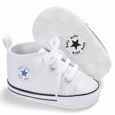 <b>Classic</b> Casual <b>Canvas Baby Shoes</b> Newborn Sports <b>Sneakers</b> First ...