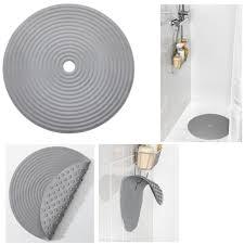 46cm x 1 mat ikea doppa non slip round bathtub mat dark gray size 18