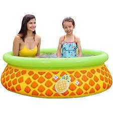 <b>Надувной бассейн JILONG PINEAPPLE</b> 3D SPRAY 150х41см ...