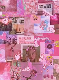 Pink Aesthetic Phone wallpaper