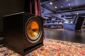 ready to buy a subwoofer this first klipsch reference subwoofer john varvatos