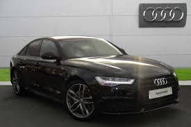 Used 2017 Audi A6 Saloon Black Edition 2.0 TDI ultra 190 PS S ...