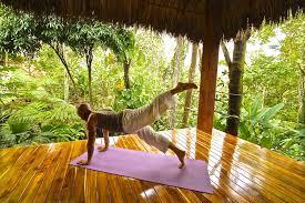 Rainforest Bedroom The Guest Villa Prana Spa Key West