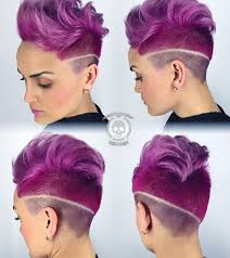 Magenta Madness By The Hair God