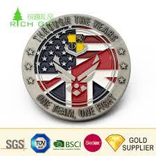 Made in China <b>Custom</b> Blank Metal Zinc Alloy Soft Enamel <b>Silver</b> ...
