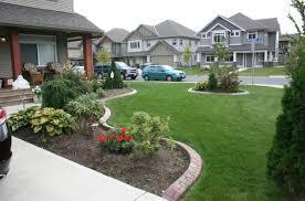 Front Yard Garden Landscape Design