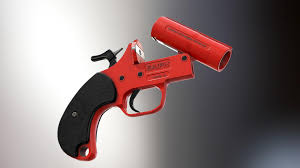 You'll see a white circle once you point the flare in correct po. Flare Gun Wallpapers Wallpaper Cave