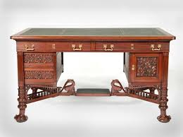 incredible unique desk design. Associated Artists Llc Southport Ct Incredible Unique Writing Desk Design N