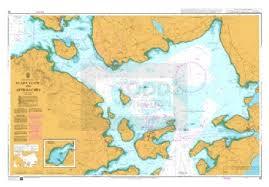 Sea Charts Scotland Admiralty Standard Nautical Charts Scotland And The