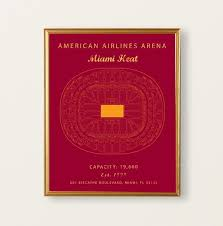 American Airlines Arena Seating Chart Miami Heat Miami