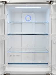 Best Cabinet Depth Refrigerator Haier Hrf15n3ags 28 Inch Compact French Door Counter Depth